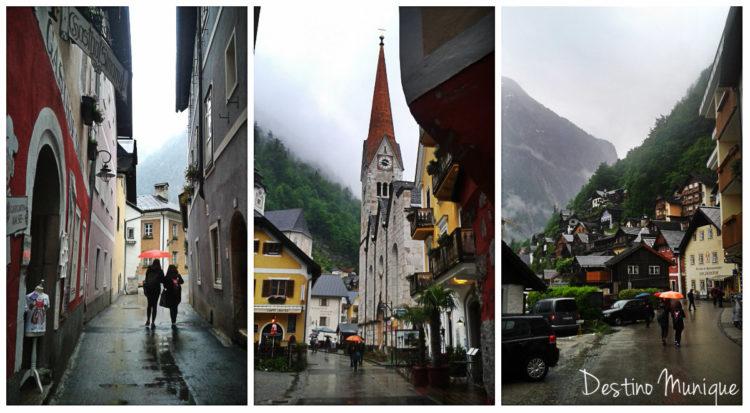 Hallstatt-Austria-Ruas