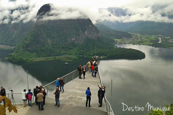Hallstatt-Austria-Skywalk