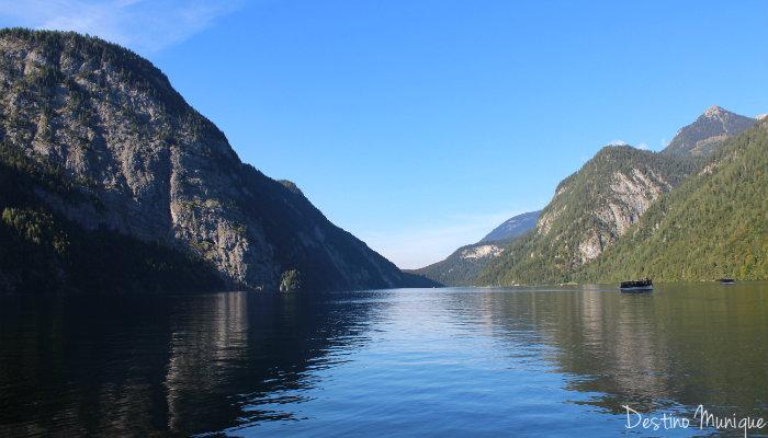 Koenigssee-Bavaria-Lago