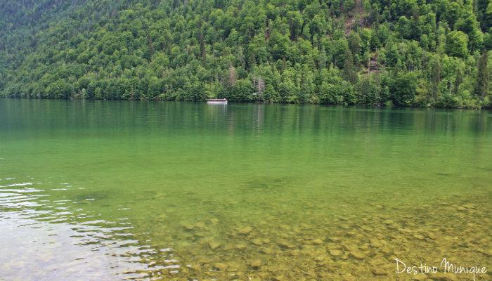 Koenigssee-Lago-Passeio
