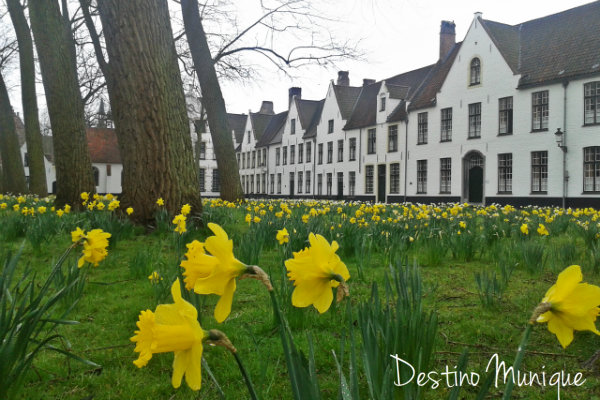 Begijnhof-Belgica-Bruges
