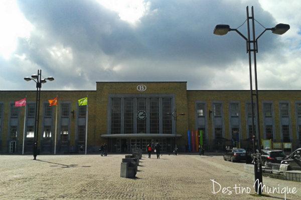 Central-Bruges-Belgica
