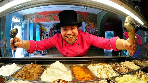 Melhores sorvetes de Munique, Alemanha, Der Verrüchte Eismacher