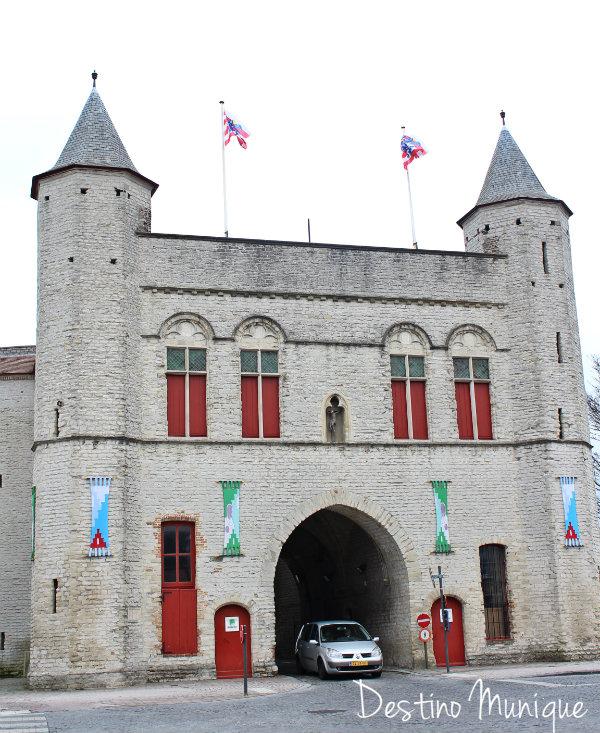 Kruispoort-Bruges-Belgica