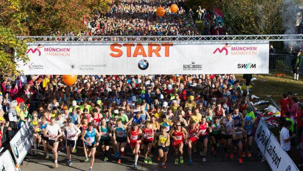 Maratona de Munique, Alemanha
