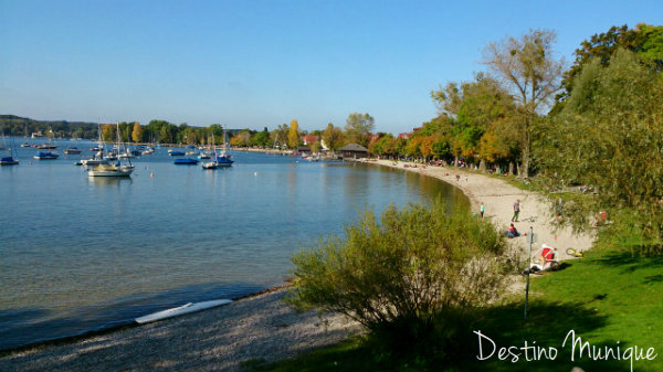 Outono-Munique-Ammersee