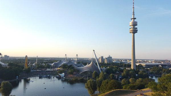 Festival de Verão em Munique, Alemanha, Sommerfestival Impark