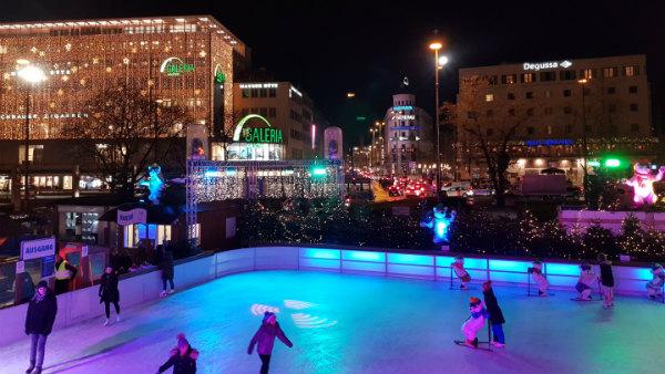 Patinação no gelo em Munique, dicas, guia brasileira em Munique