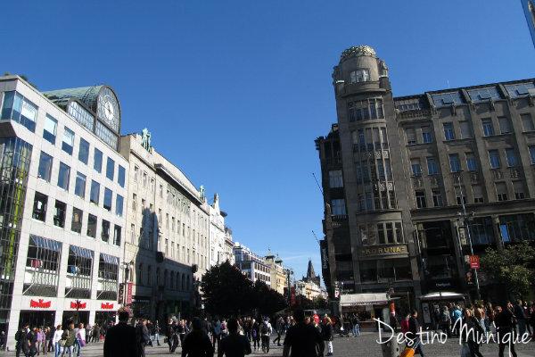 Praga-Lojas