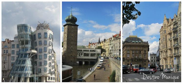 Praga-Ruas-Rio