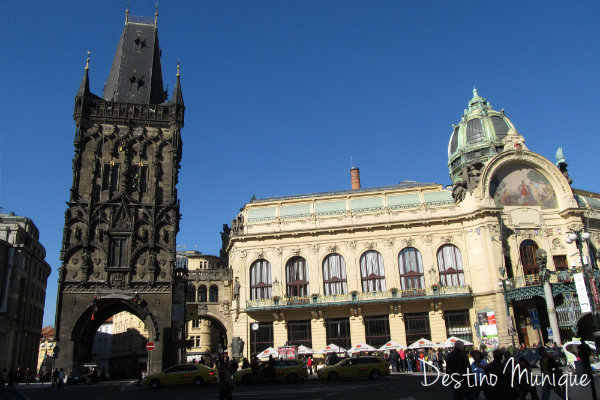 Praga-Torre-Polvora