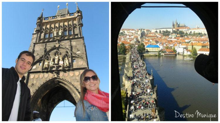 Praga-Torre-Ponte-Carlos