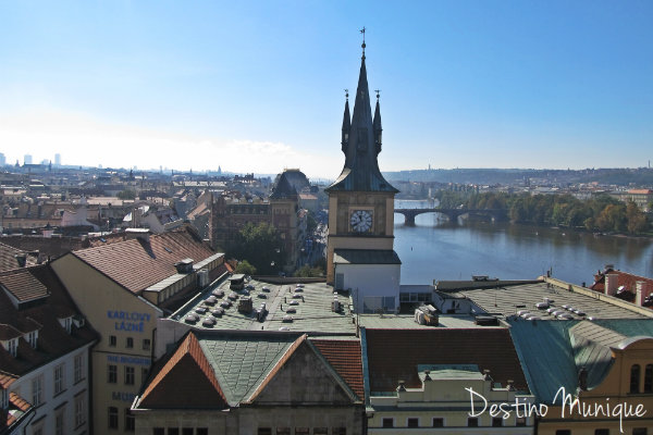 Praga-Vista-Rio