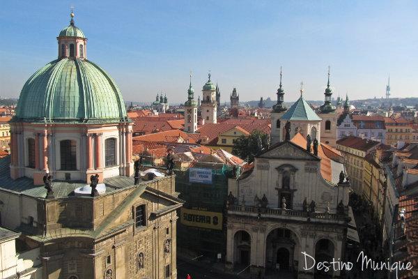 Praga-Vista-Torre