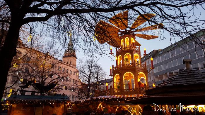 Weihnachtsmarkt-Rindermakt-Munique