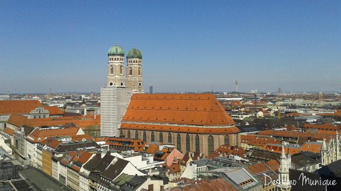 Munique-vista-Frauenkirche