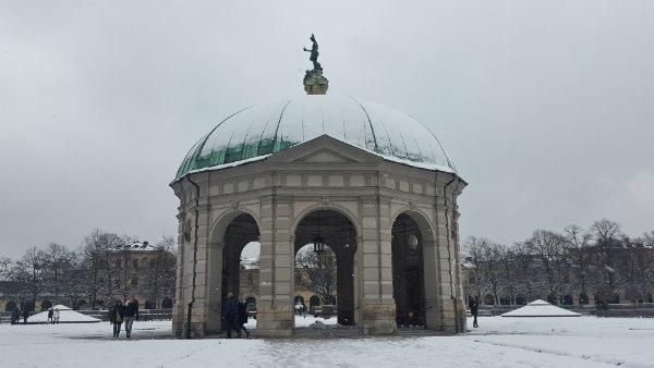 Munique, Alemanha, inverno, dicas