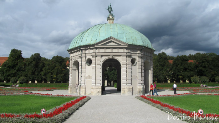 Hofgarten-Roteiro-Munique