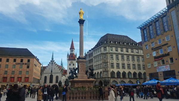 Munique, roteiro de um dia em Munique, Alemanha, Dicas, guia em munique