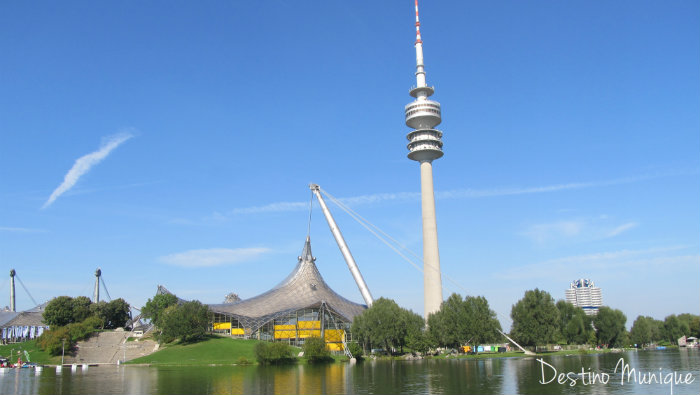 Olympiapark-Roteiro-Munique