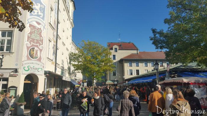 Viktualienmarkt-Programas-Munique