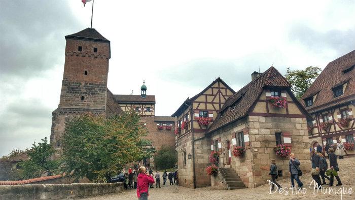 Kaiserburg-Dicas-Nuremberg
