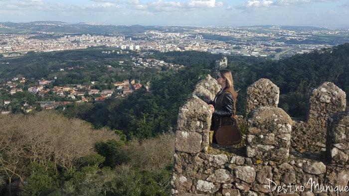 Mouro-Sintra-Castelo
