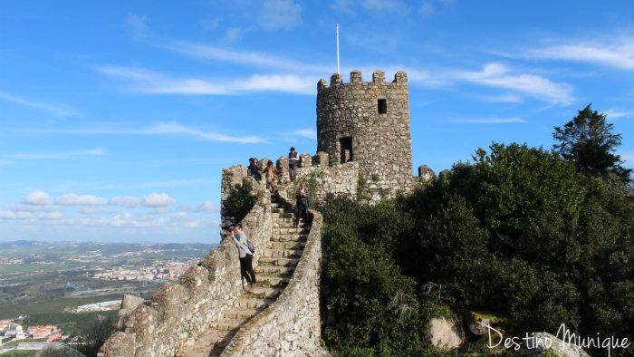 Mouros-Portugal-Ruinas