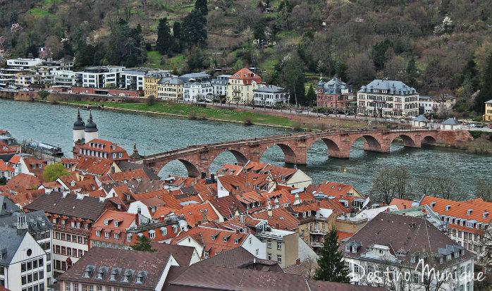 Castelo-Heidelbrg-Ponte