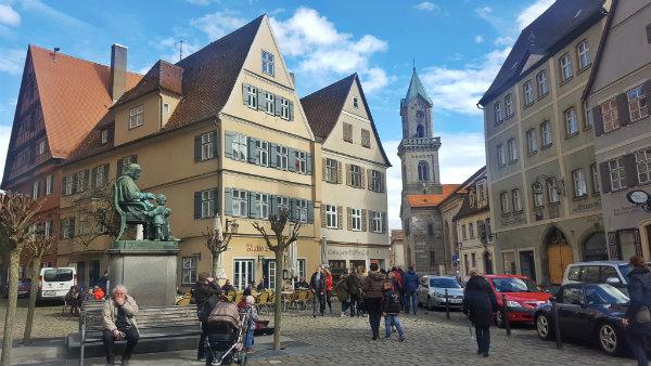Rota Romântica, Alemanha, Baviera, Dicas