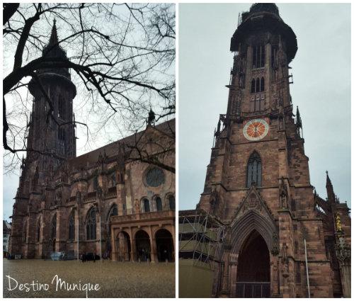 Freiburg-Munster-Igreja