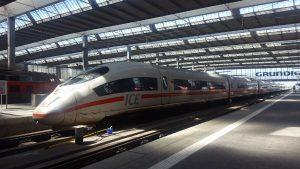 Viajar de trem na Europa, dicas, Alemanha, Munique