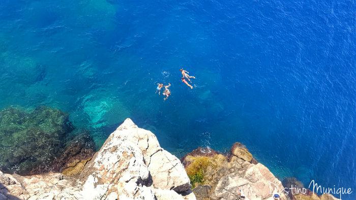 Dubrovnik-Buza-Bar-Praia