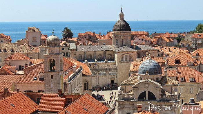 Dubrovnik-Cidade-Muralhas