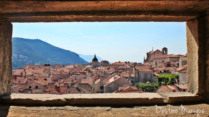 Dubrovnik-Croacia-Muralhas