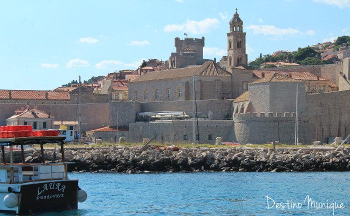 Dubrovnik-Croacia-Porto