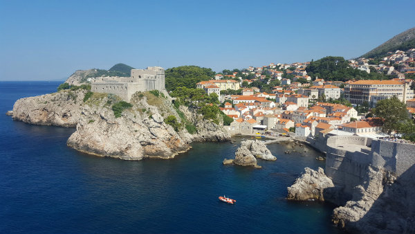 Croácia, dicas, Dubrovnik, Games of Thrones, Kings Landing