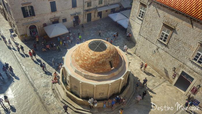 Dubrovnik-Fonte-Onofrio