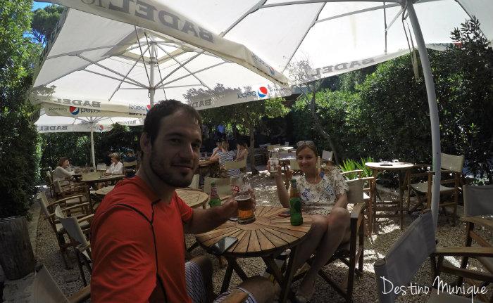 Dubrovnik-Lokrum-Bar