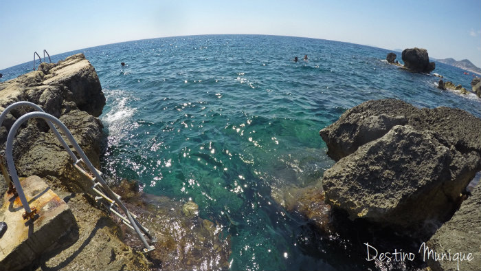 Dubrovnik-Lokrum-praia