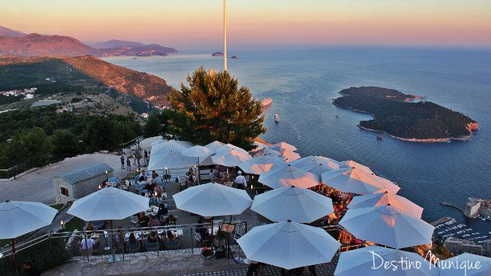 Dubrovnik-Panorama-Teleferico
