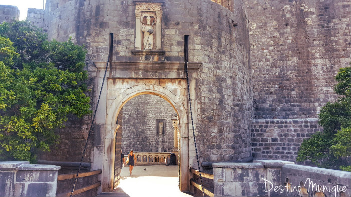 Dubrovnik-Porta-Pile