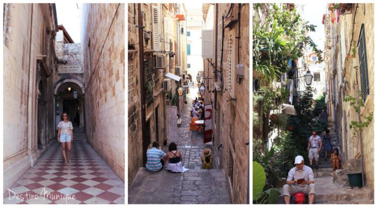 Dubrovnik-Ruas-Centro