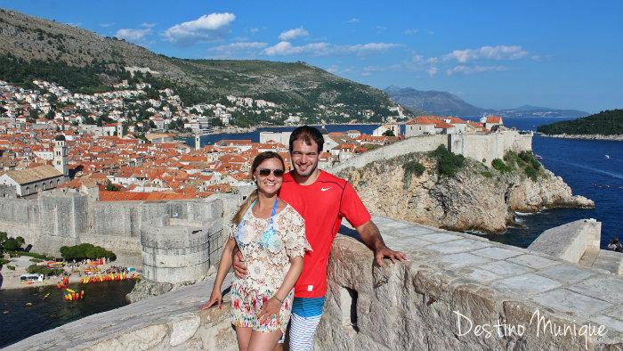 Dubrovnik-Vista-Centro