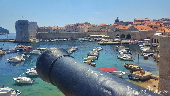Dubrovnik-Vista-Muralhas