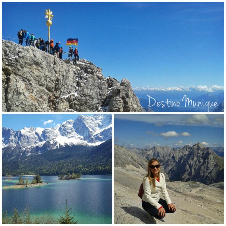 Zugspitze-Destinos-Romanticos