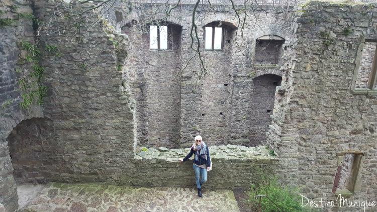 Baden-Baden-Ruinas