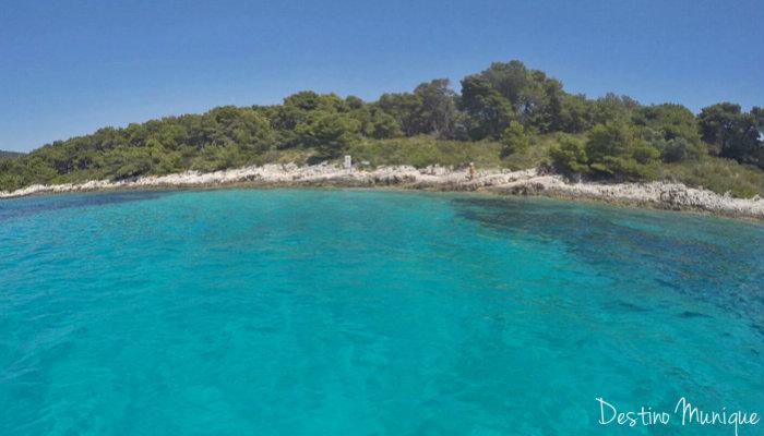 Croacia-Hvar-Ilhas-Passeio