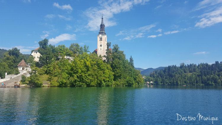 Eslovenia-Bled-Igreja