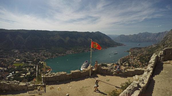 Montenegro-Baia-Kotor